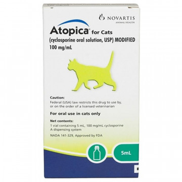 Atopica For Cats 5 ml